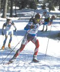 Cross-country skiing - biathlon
